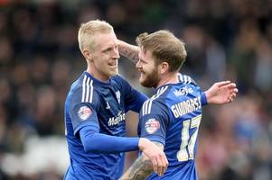 Cardiff City fans' favourite Lex Immers reveals he turned down four other clubs to stay with Bluebirds