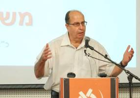 ya'alon: if israel leaves west bank, pa, jordan will collapse