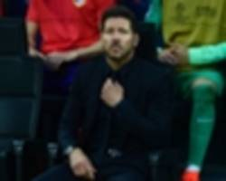simeone attracted to premier league & serie a