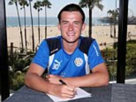 ben chilwell signs new five-year contract to stay with premier league champions leicester city