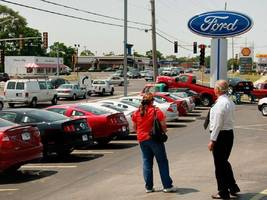 a single word sent ford's stock into a tailspin (f, gm, fcau)