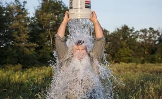 Remember the ALS Ice Bucket Challenge? It Just Funded a Huge Medical Breakthrough