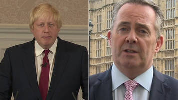 johnson and fox double danger requires welsh foreign policy, say plaid