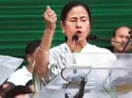 Didi joins the war on cow smuggling: West Bengal renews efforts to stop illegal trade across its border with Bangladesh