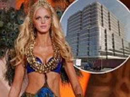 Model mayhem: Victoria's Secret stunner Erin Heatherton slapped with lawsuit after annoying neighbors with frequent loud parties at her $1.8m Manhattan pad