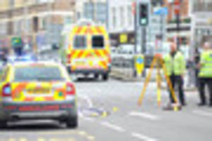 Man arrested in connection with train station collision bailed by...