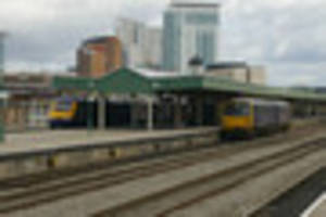 Man hit by train at station: Live updates as Swansea line is...