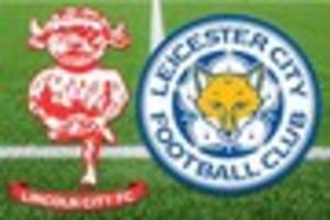 lincoln city u18 v leicester city u18: follow the action live