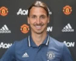 Ibrahimovic in Man Utd squad for Galatasaray friendly