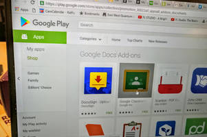 Google Docs add-ons make the jump from desktop to Android