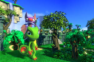 Some 'Yooka-Laylee' backers can preview the game right now