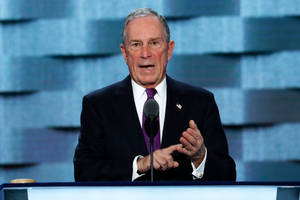 Donald Trump Is So Mad Michael Bloomberg Called Him a Con Man