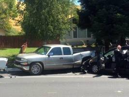 benicia driver hits 2 parked cars, tests nearly 4x over the legal alcohol limit: police