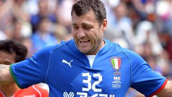 Christian Vieri: Striker targets Chinese Super League comeback aged 43