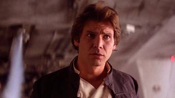 young han signed for 3 movies, there's 50 star wars underworld scripts, and more star wars news