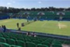 four new grass tennis courts coming to nottingham
