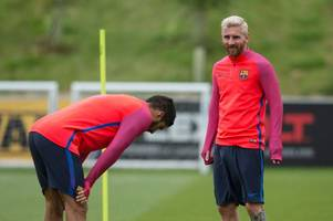 Lionel Messi says Celtic belong in the Champions League