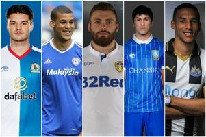 The 2016/17 Championship kit rankings: How do Cardiff City shape up? We rate the home strips from worst to best