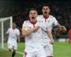 OFFICIAL: Atletico Madrid complete Gameiro signing