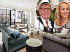 rupert murdoch sells west village townhouse for $27.5m and he never even moved in