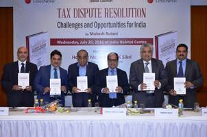 hon'ble mr. justice ak sikri, judge, supreme court of india, releases lexisnexis book 'corporate directors: roles, responsibilities, powers and duties of directors', authored by ashish makhija