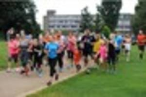 scunthorpe parkrun pictures - can you spot yourself?