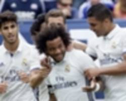WATCH: Real Madrid too good for Chelsea