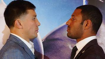 kell brook aims for speed & power against gennady golovkin