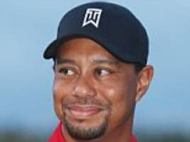 tiger woods acting as american tactician as he plots how to win the ryder cup back from europe