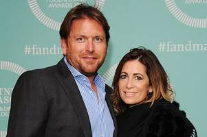 tv chef james martin has had secret girlfriend for five years - they even live together