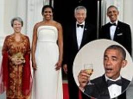 state dinner celebrates 50 years of us-singapore relations