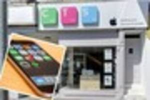 children alleged to have stolen ipad and iphone 6 from newquay...