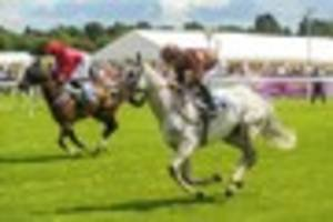 date revealed for next year's ladies day event at oadby...