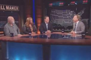 maher battles republican guests: the problem isn't trump, it's your 'fact-free racist' base!