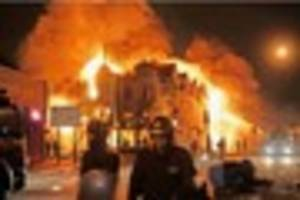 the croydon riots relived - live updates on how the disorder...