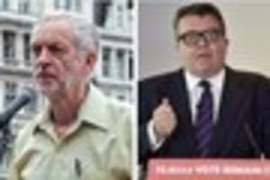 leading labour members: claims far left has infiltrated party are...