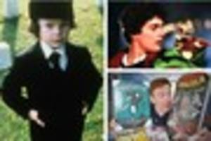 hull horror fest to welcome the omen anti-christ actor  and billy...