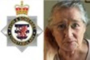 dementia patient missing from bristol home 'may appear confused'