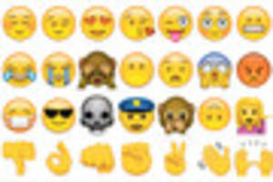 Your guide to how to REALLY use emojis: Which laughing face?...