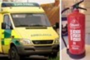 """these brave newquay paramedics went """"above and beyond""""..."""
