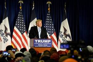 here is what donald trump said in his speech about isis