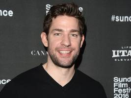 a classic tom clancy character is getting his own show starring john krasinski on amazon