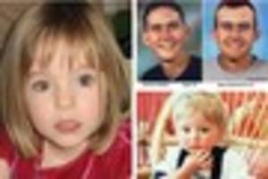 family want madeleine mccann-style woodland search for teenage...
