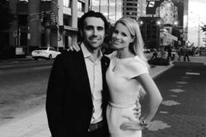 dario franchitti reveals he's become dad with new wife three years after splitting with ashley judd