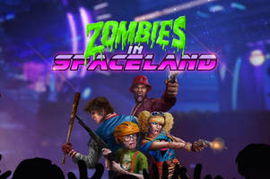 'zombies in spaceland' takes 'call of duty' players back to the '80s