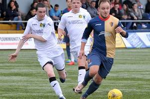 Winter hits fifth goal in four games as he insists East Kilbride haven't even found top gear yet