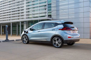 The Chevy Bolt will have a host of LG components under its hood