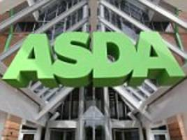 asda hit by worst ever sales slump: supermarket blames competition from discounters as revenues fall 7.5%