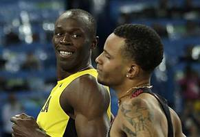 Why Is Usain Bolt Regarded As The World's Fastest Man? This Photo Says It All!