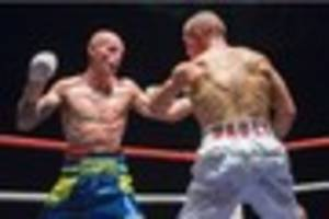 boxing news: grimsby pro hooper to face british champion cardle...